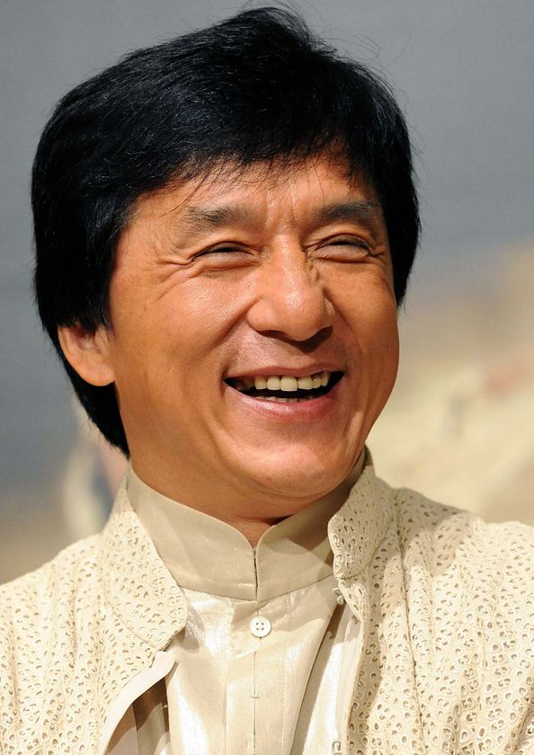 Nice wallpapers Jackie Chan 594x840px