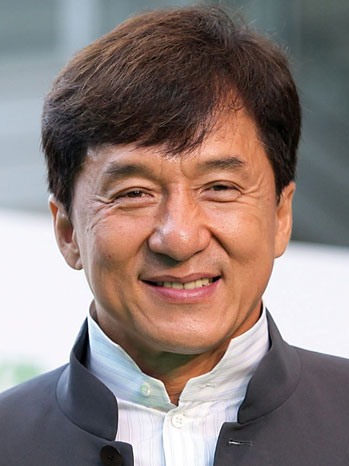 Nice wallpapers Jackie Chan 349x466px