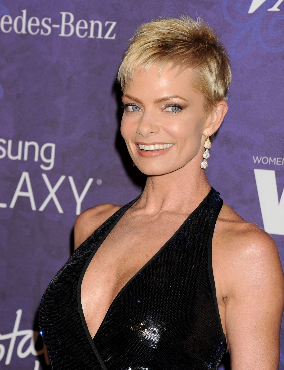 Nice wallpapers Jaime Pressly 1200x1565px