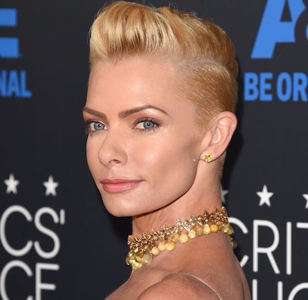 HD Quality Wallpaper | Collection: Celebrity, 600x584 Jaime Pressly