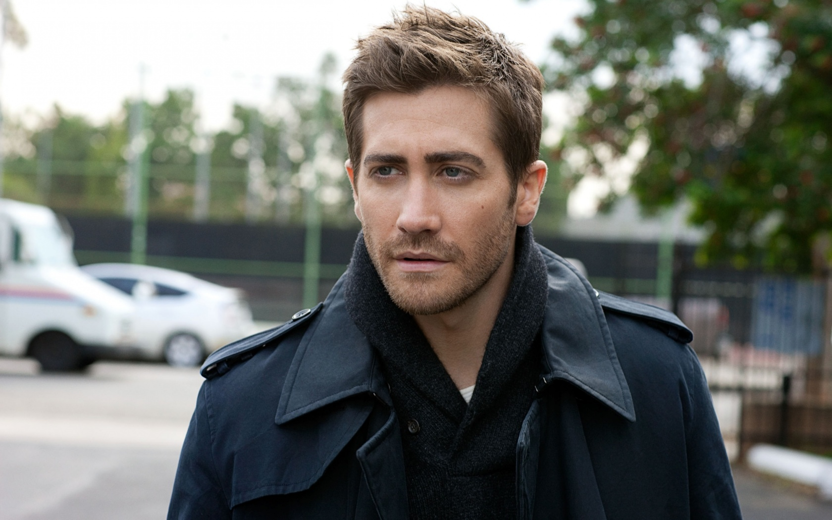 HD Quality Wallpaper | Collection: Celebrity, 1680x1050 Jake Gyllenhaal