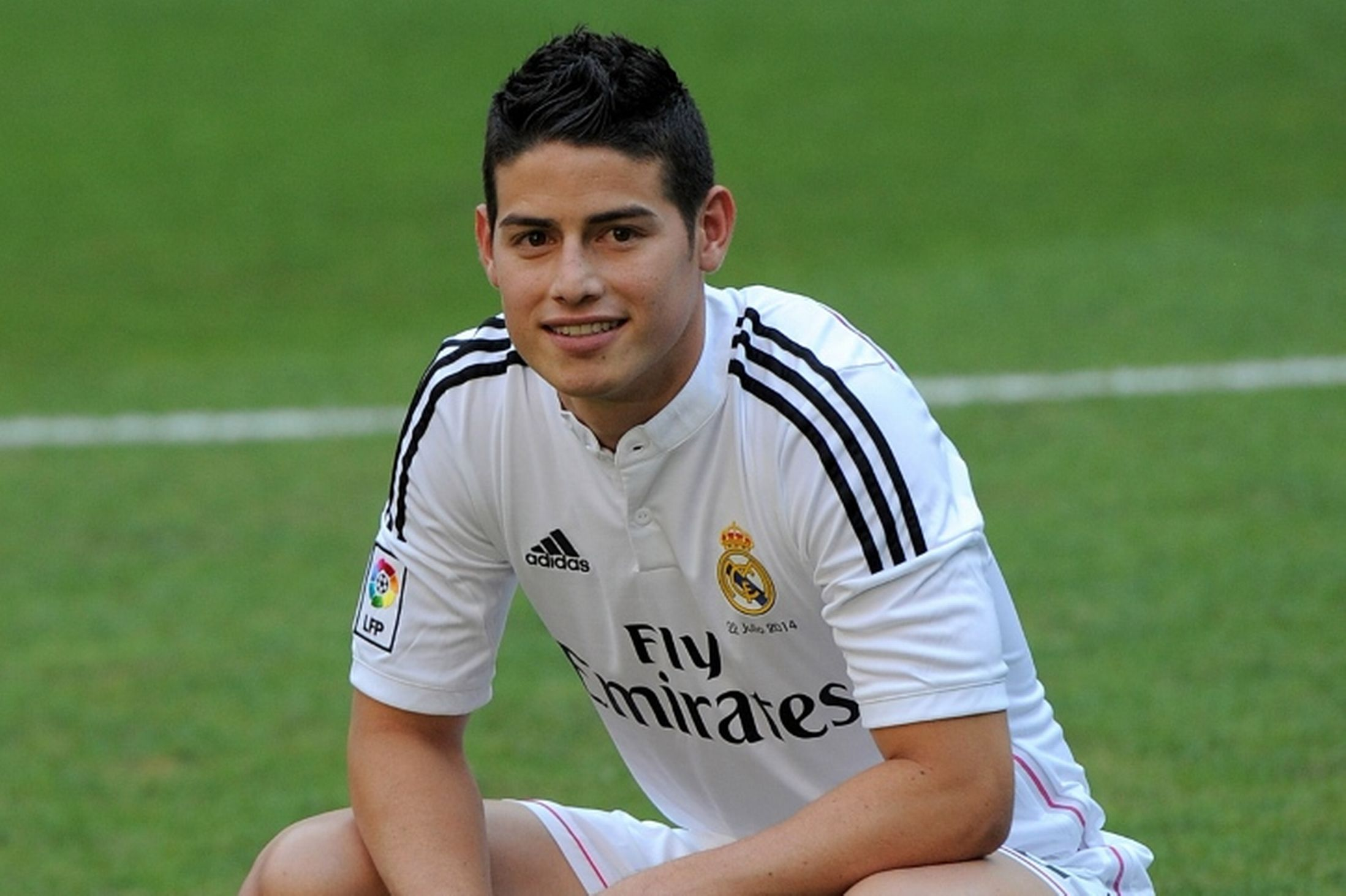 HD Quality Wallpaper   Collection: Sports, 2197x1463 James Rodriguez