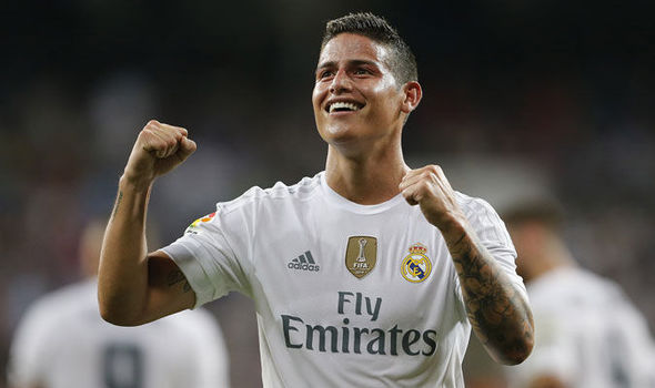 Nice wallpapers James Rodriguez 590x350px