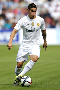 Nice wallpapers James Rodriguez 197x297px