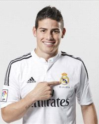 James Rodriguez High Quality Background on Wallpapers Vista