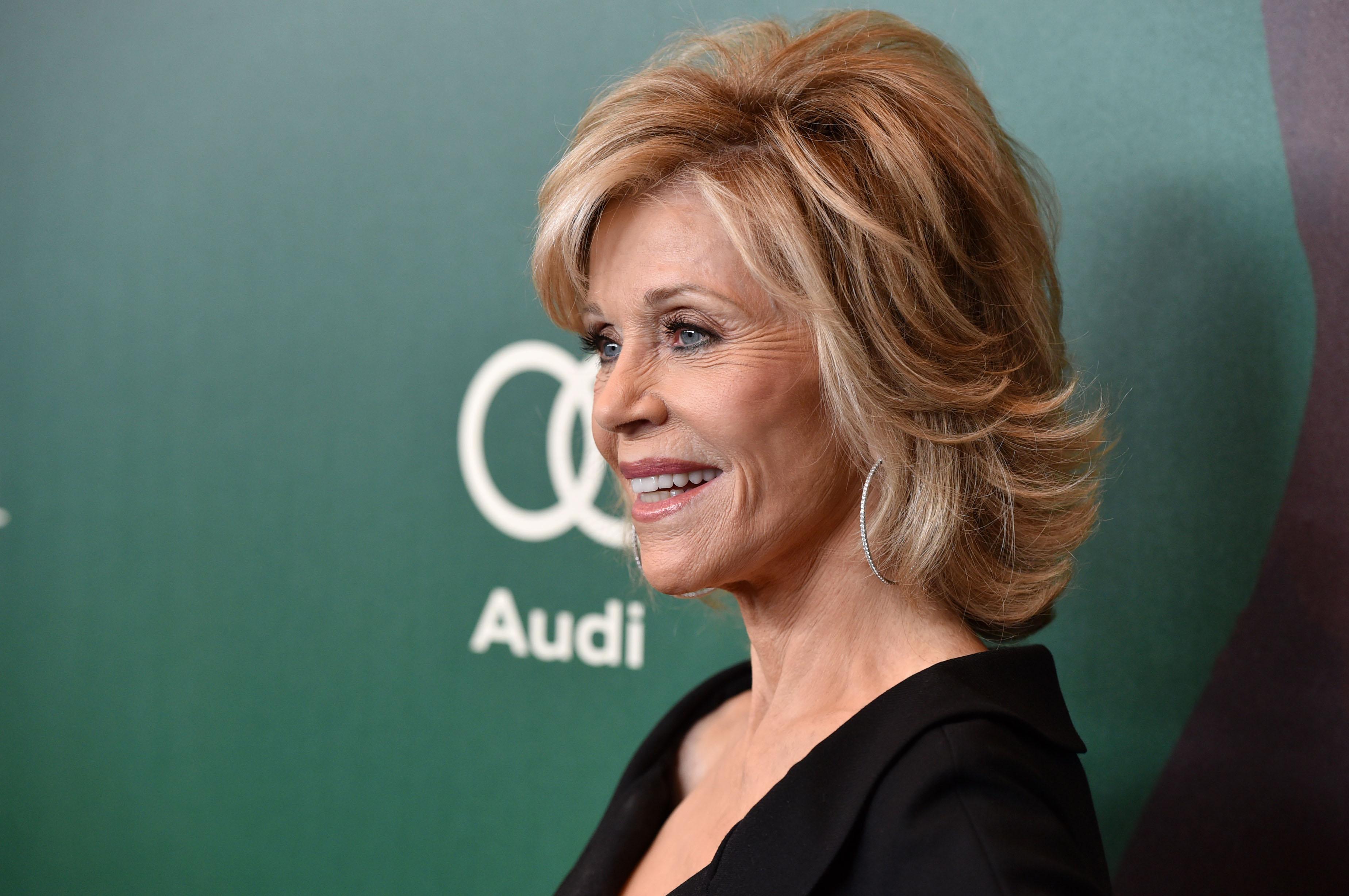 Jane Fonda HD wallpapers, Desktop wallpaper - most viewed