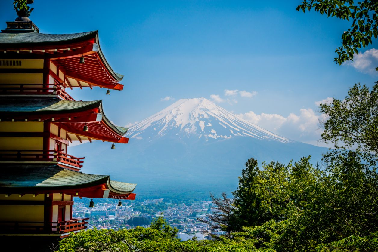 Nice Images Collection: Japanese Desktop Wallpapers