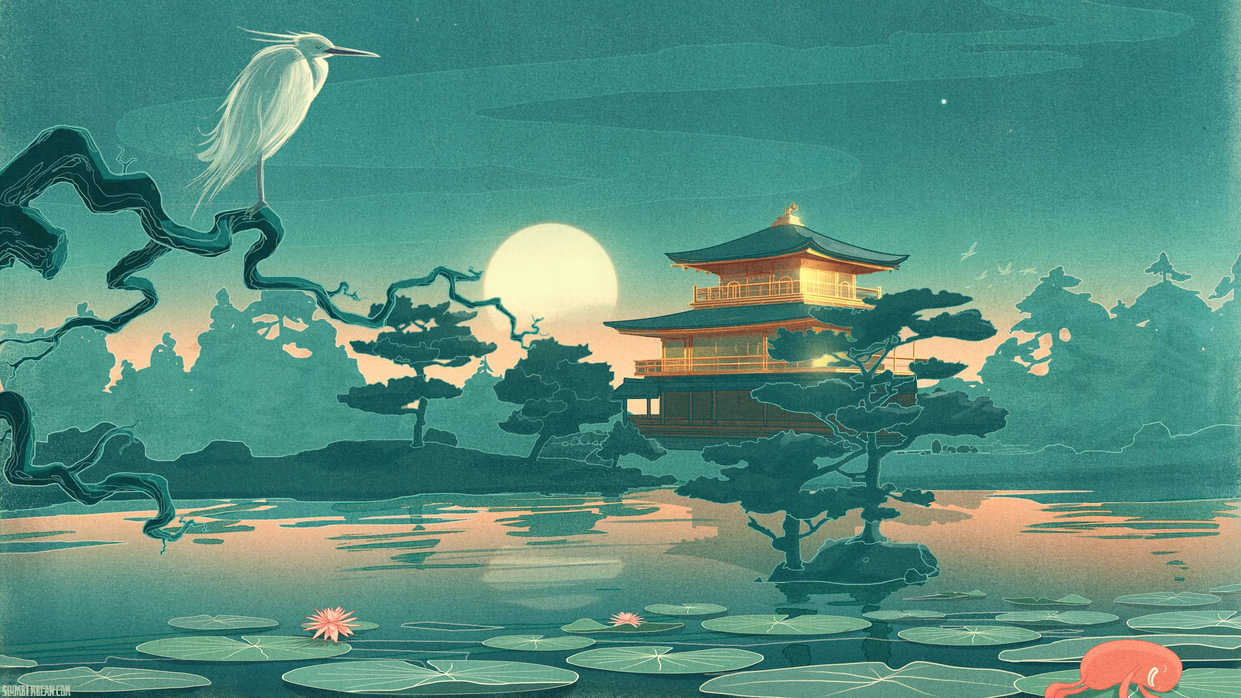 Images of Japanese Art | 2560x1440