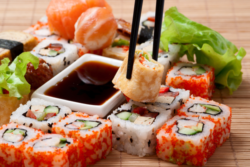 HD Quality Wallpaper | Collection: Food, 500x334 Japanese Food