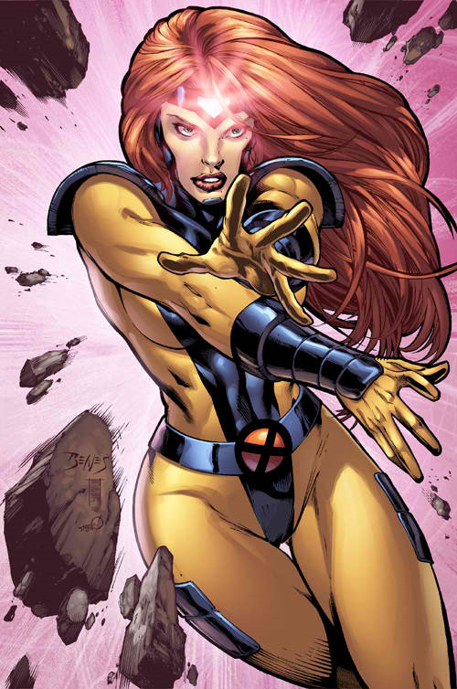 Nice wallpapers Jean Grey 500x754px