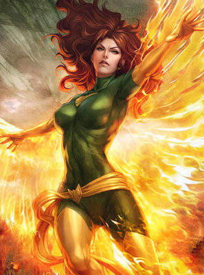 Jean Grey Backgrounds on Wallpapers Vista