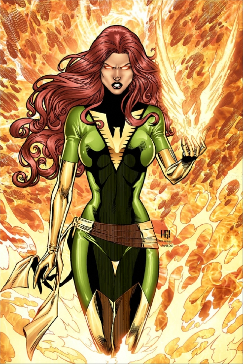 Amazing Jean Grey Pictures & Backgrounds