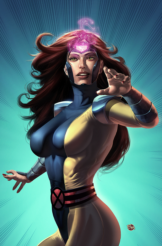 Nice wallpapers Jean Grey 619x939px