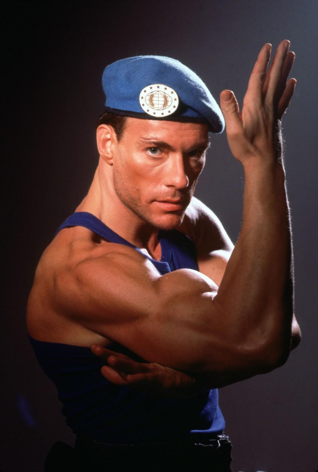 Amazing Jean-claude Van Damme Pictures & Backgrounds