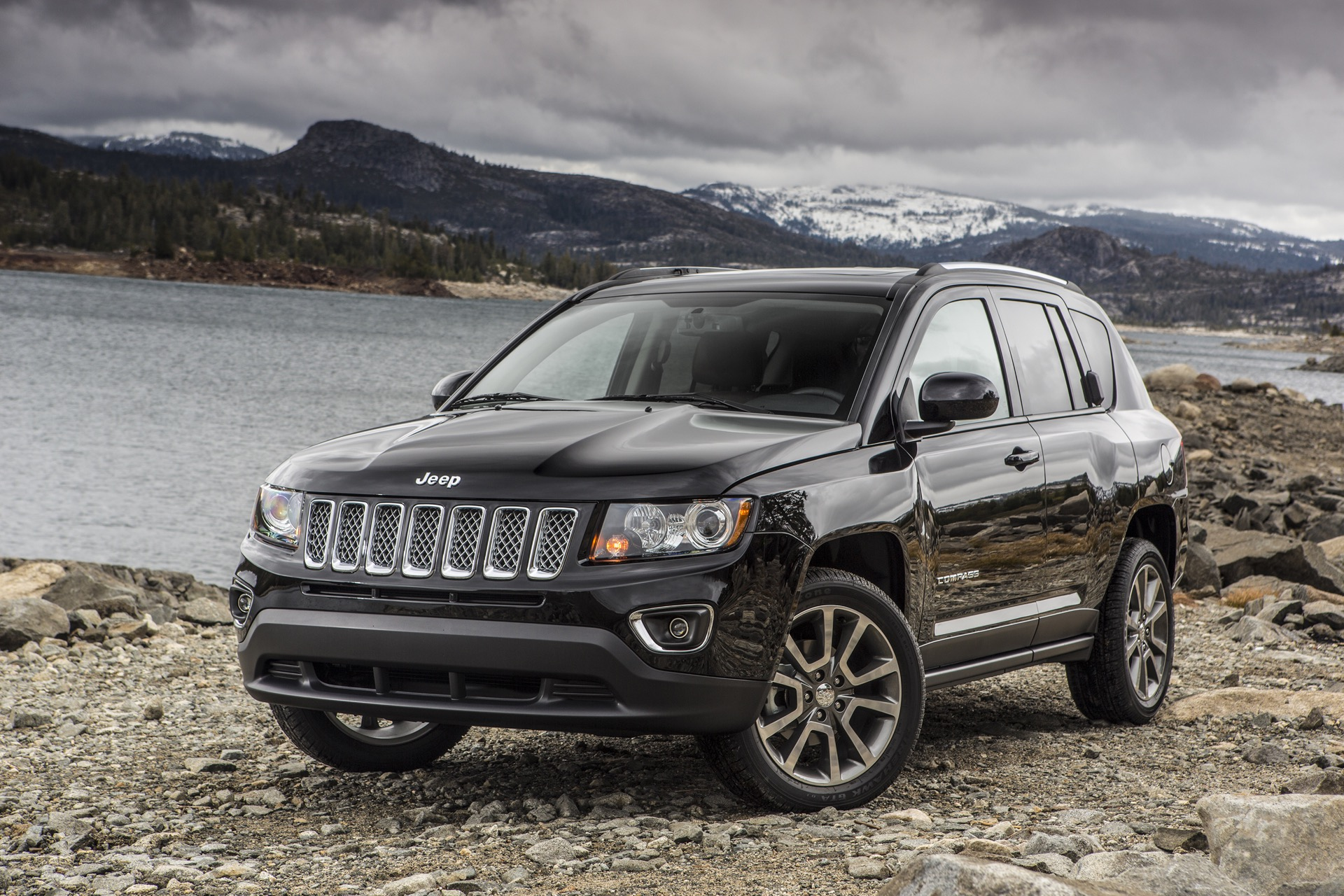 Most Viewed Jeep Compass Wallpapers 4k Wallpapers