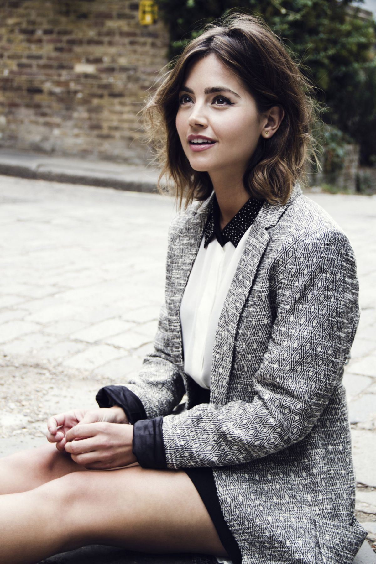 HD Quality Wallpaper   Collection: Celebrity, 1200x1800 Jenna Coleman