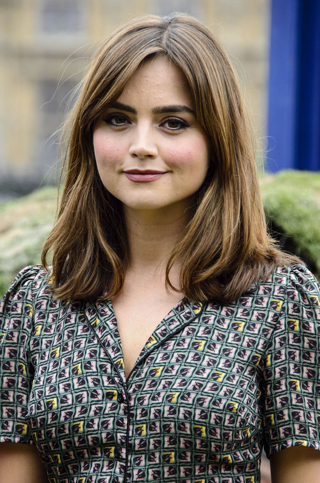Jenna Louise Coleman Wallpapers Celebrity Hq Jenna Louise