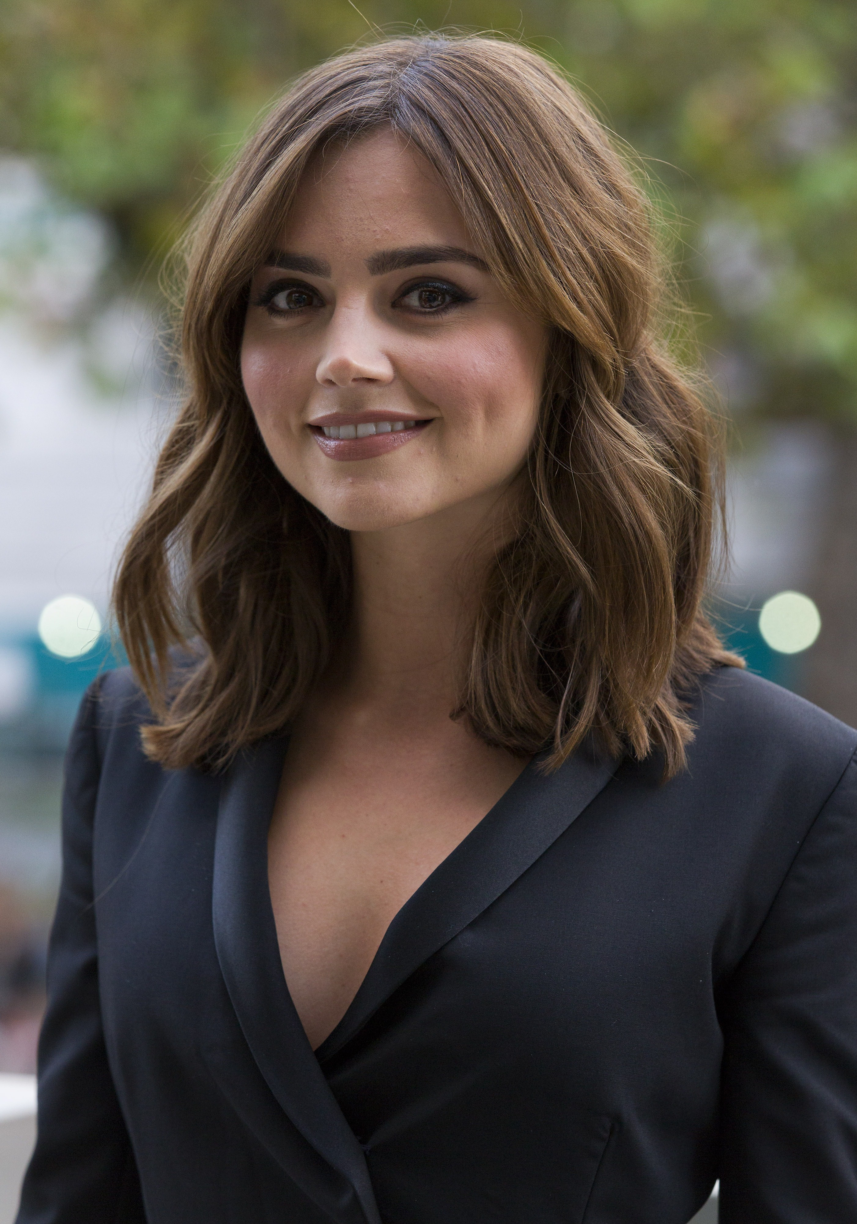 Nice wallpapers Jenna-louise Coleman 2803x4000px