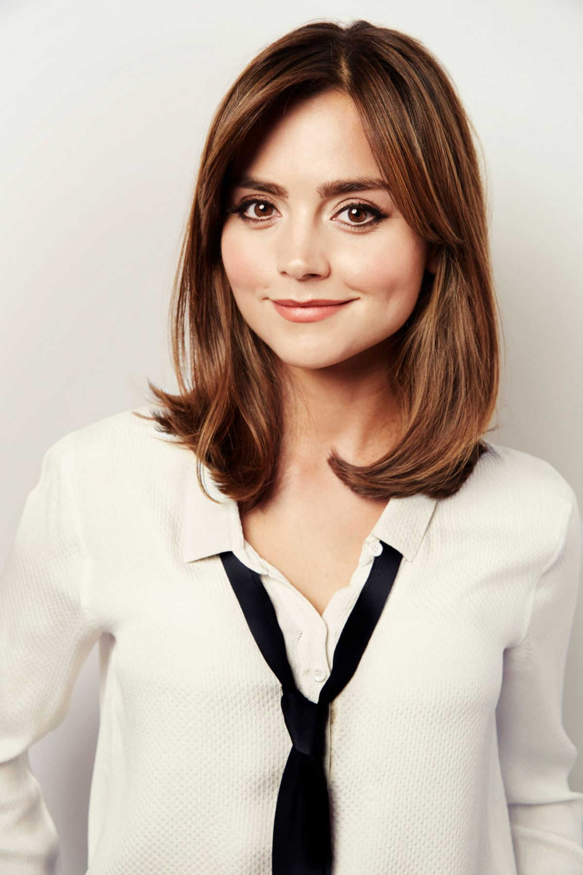 Jenna-louise Coleman Backgrounds on Wallpapers Vista