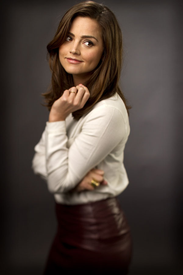 HQ Jenna-louise Coleman Wallpapers   File 54.57Kb