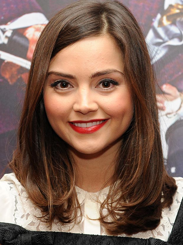 HD Quality Wallpaper   Collection: Celebrity, 620x830 Jenna-louise Coleman