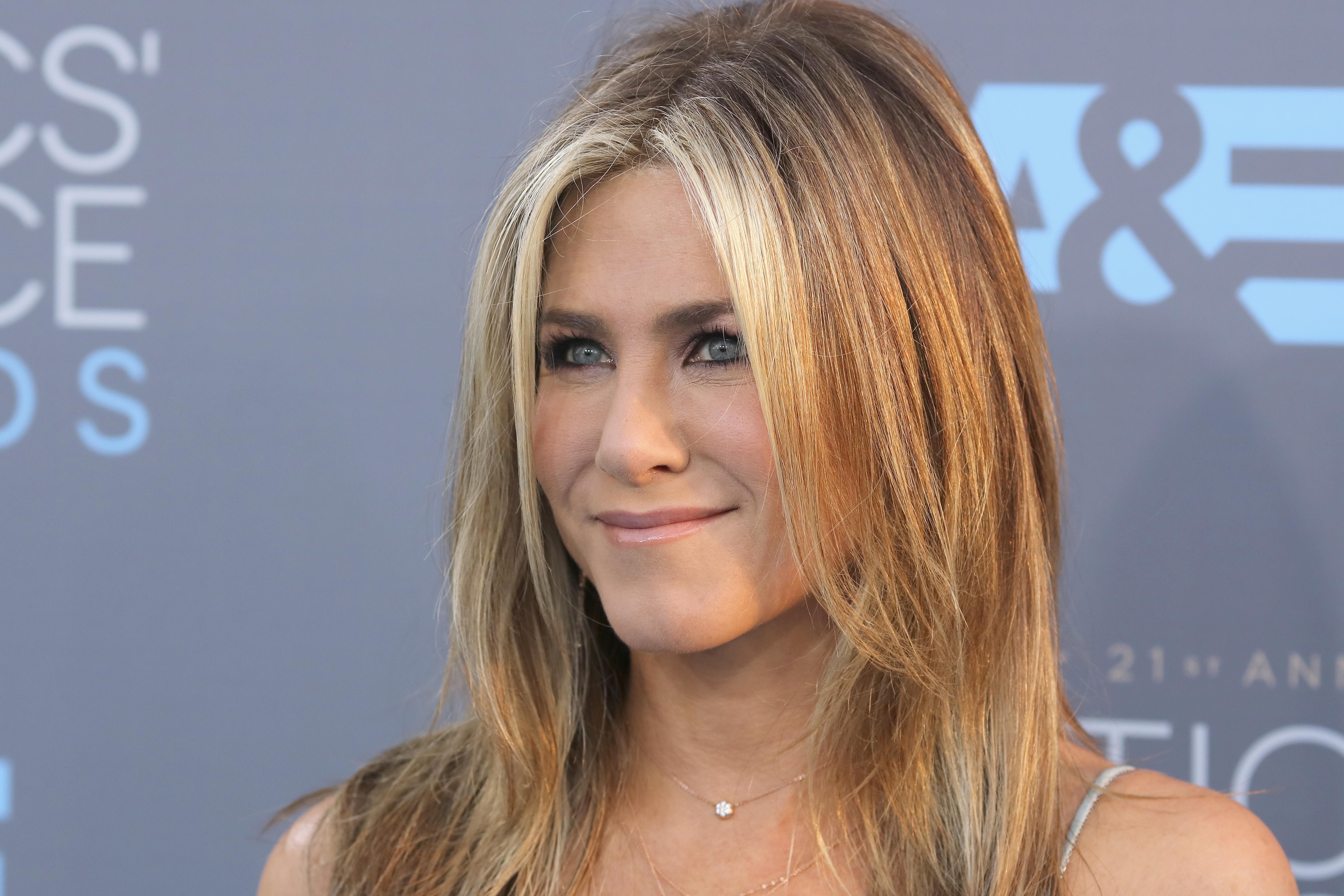 Nice wallpapers Jennifer Aniston 5424x3616px