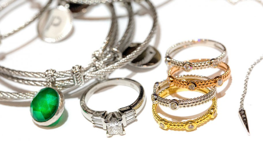 Jewelry Pics, Abstract Collection