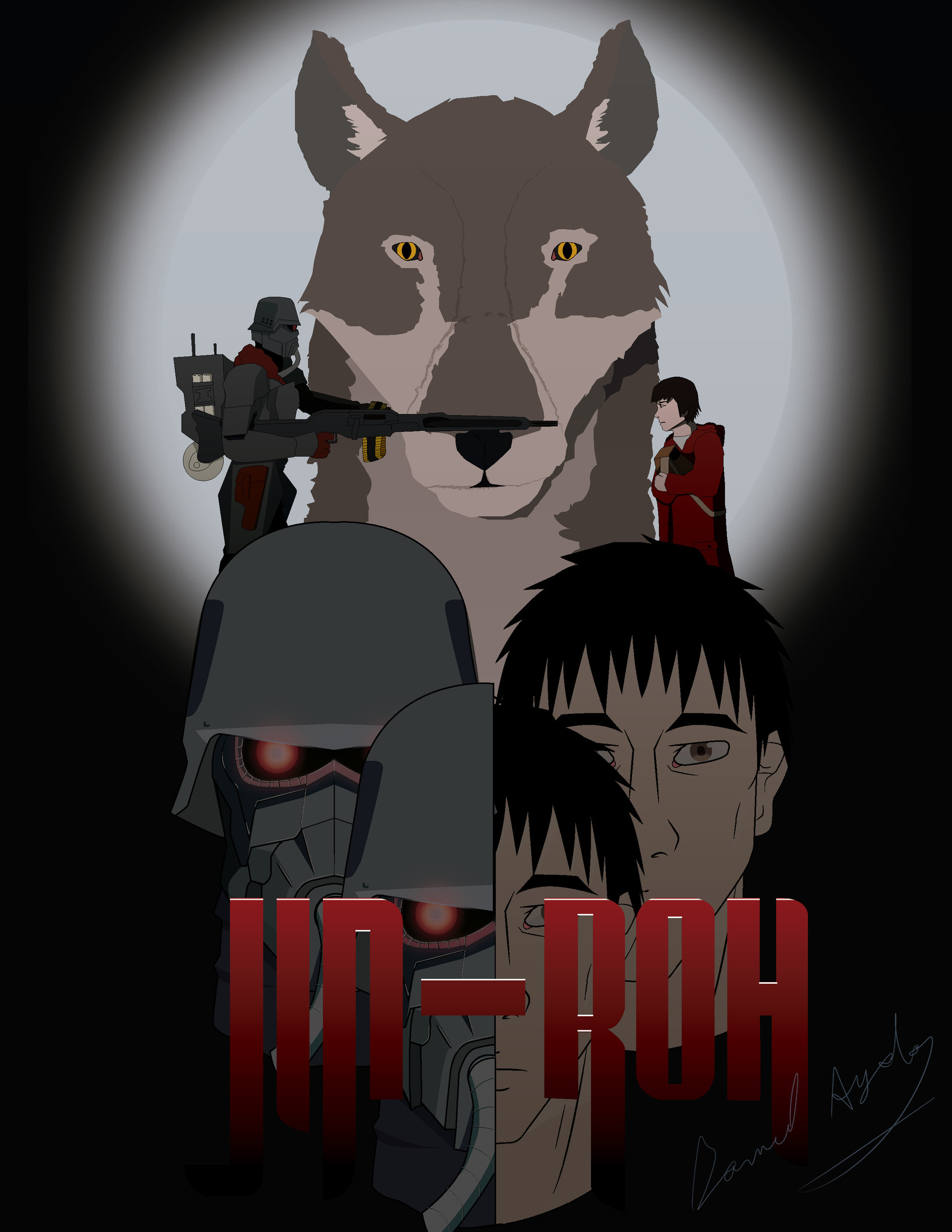 1920x2485 > Jin-Roh: The Wolf Brigade Wallpapers