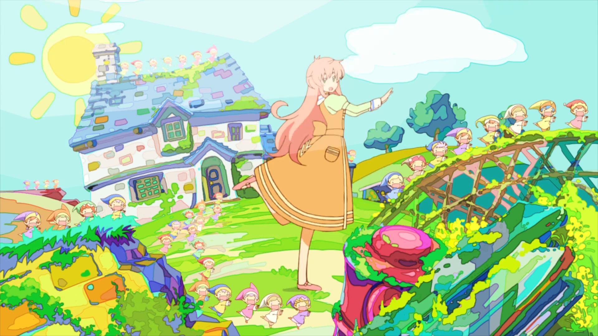 Jinrui Wa Suitai Shimashita Wallpapers Anime Hq Jinrui Wa Suitai