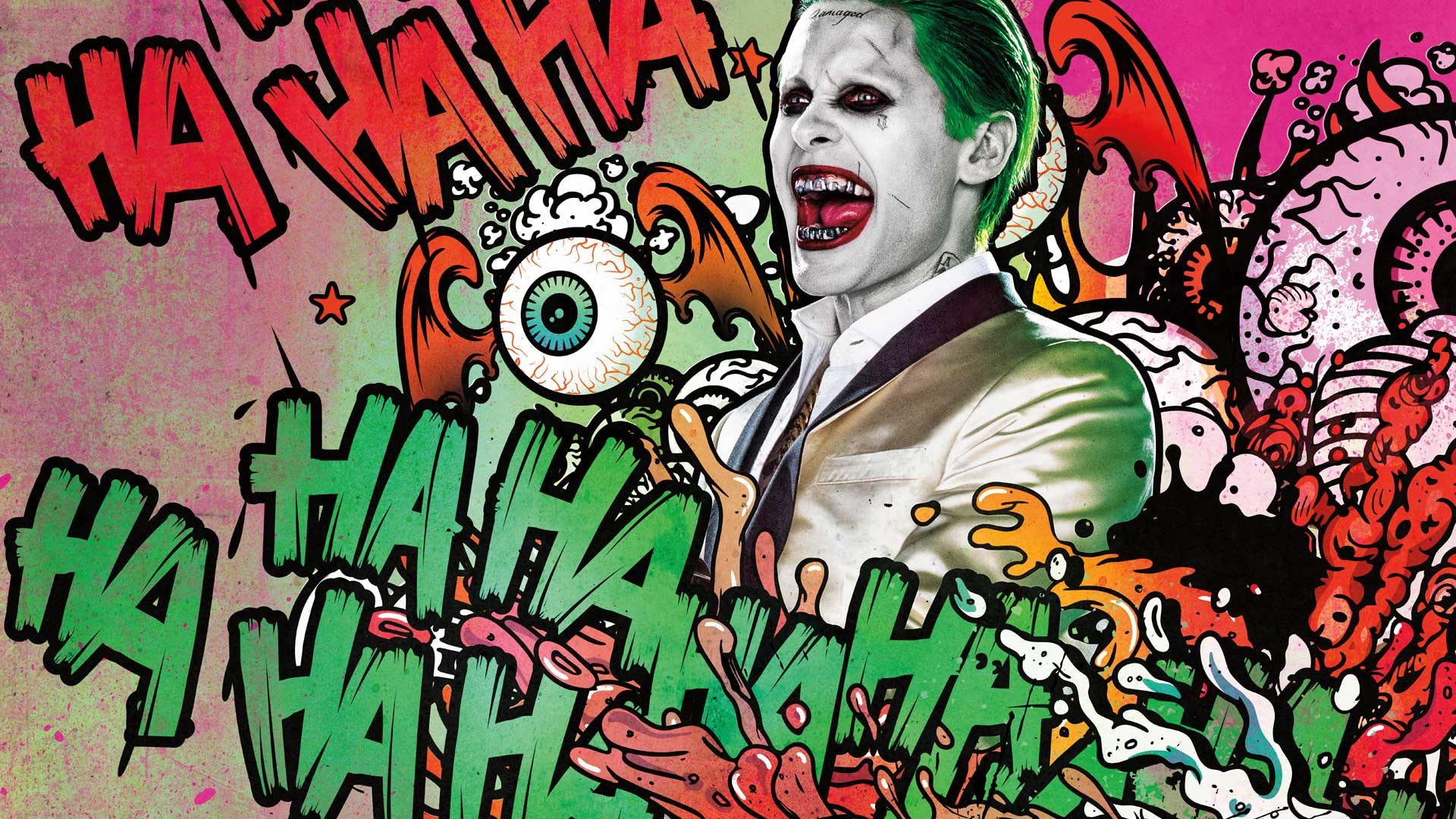 Nice Images Collection: Joker Desktop Wallpapers