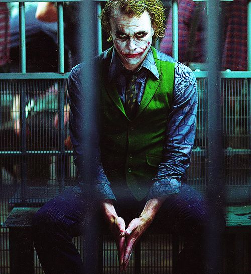 HD Quality Wallpaper | Collection: Artistic, 500x546 Joker
