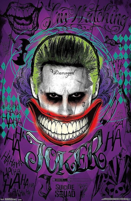 Joker Backgrounds on Wallpapers Vista