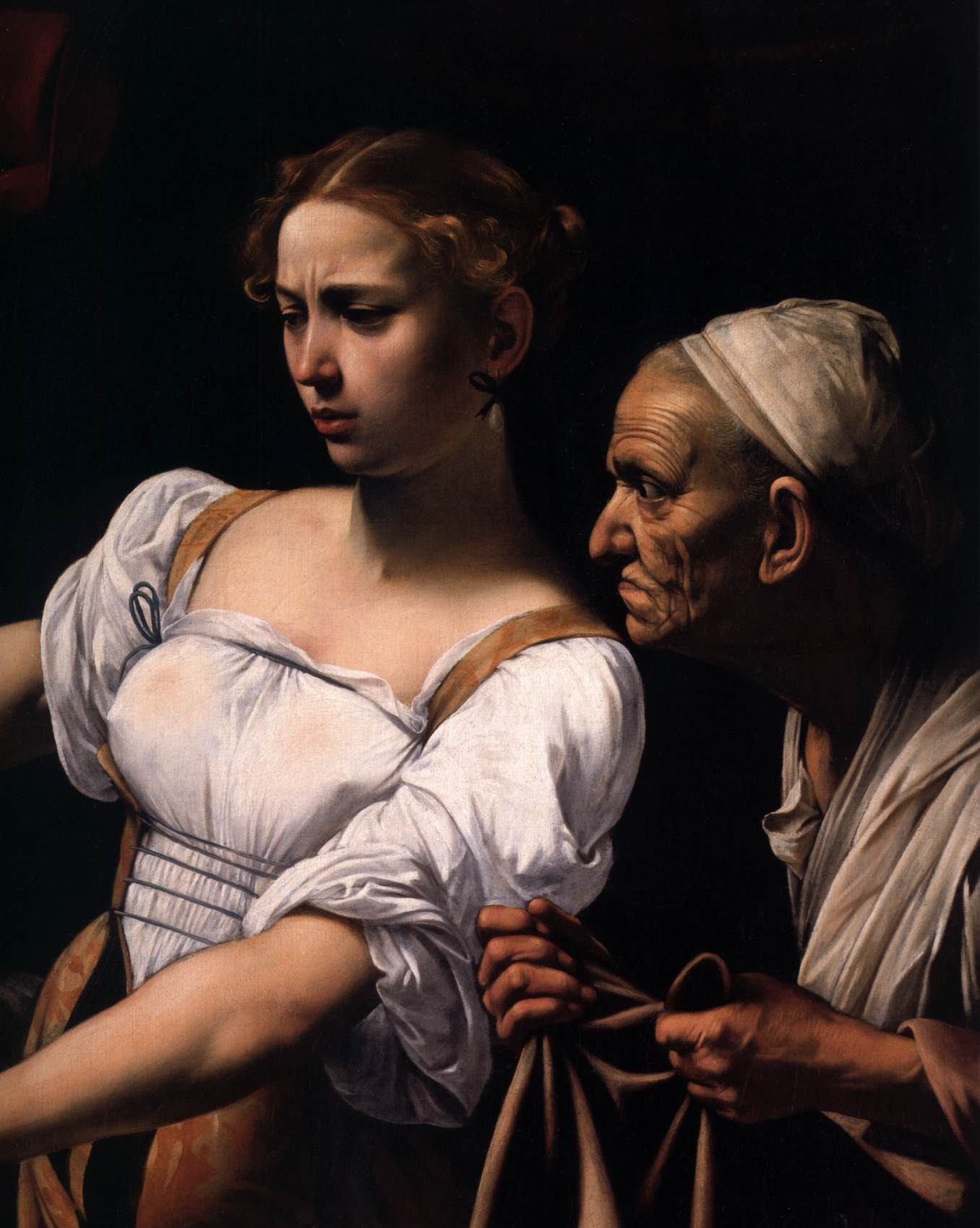 HD Quality Wallpaper | Collection: Artistic, 1356x1700 Judith Beheading Holofernes