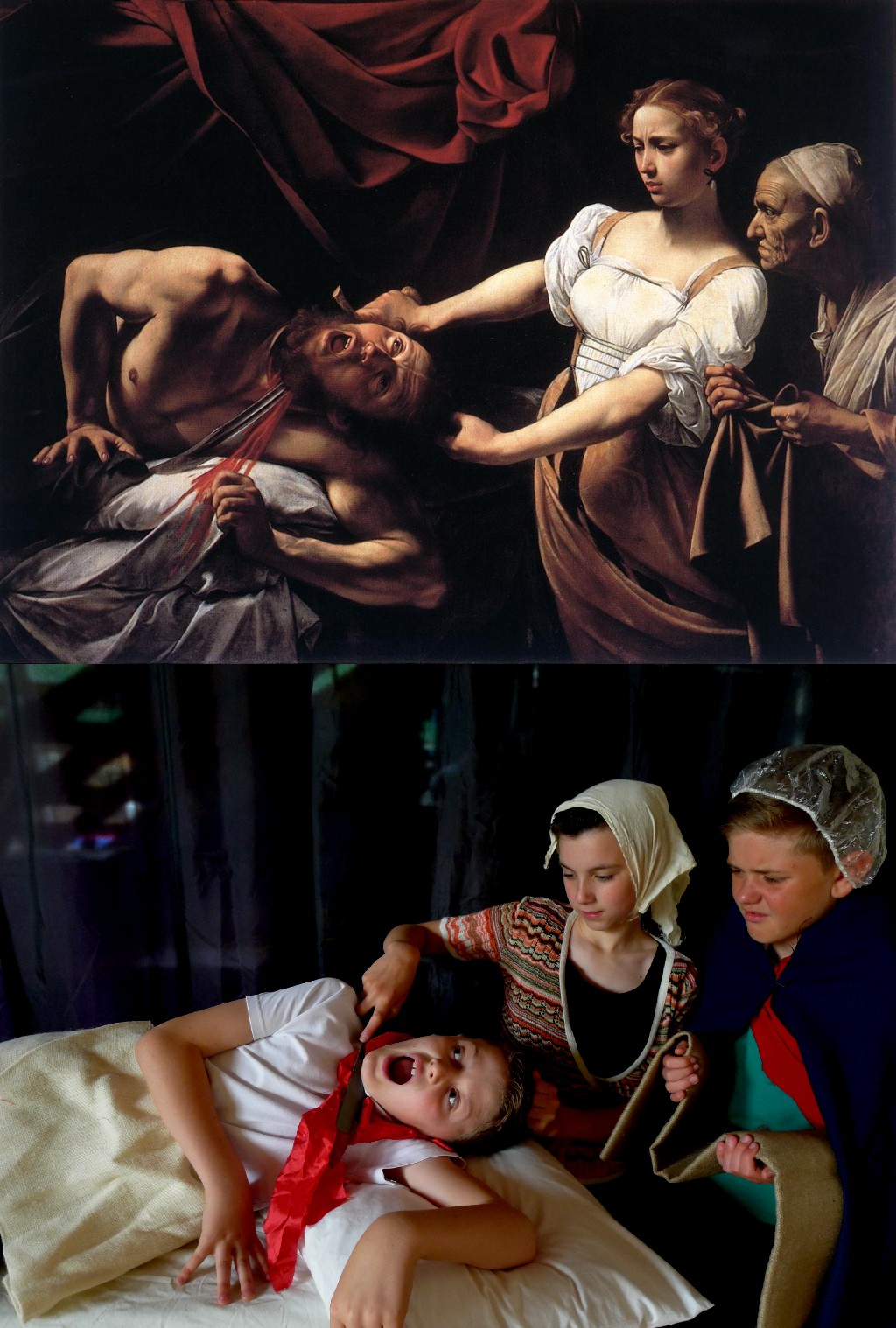 Judith Beheading Holofernes  High Quality Background on Wallpapers Vista