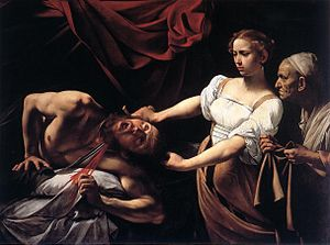 300x223 > Judith Beheading Holofernes  Wallpapers