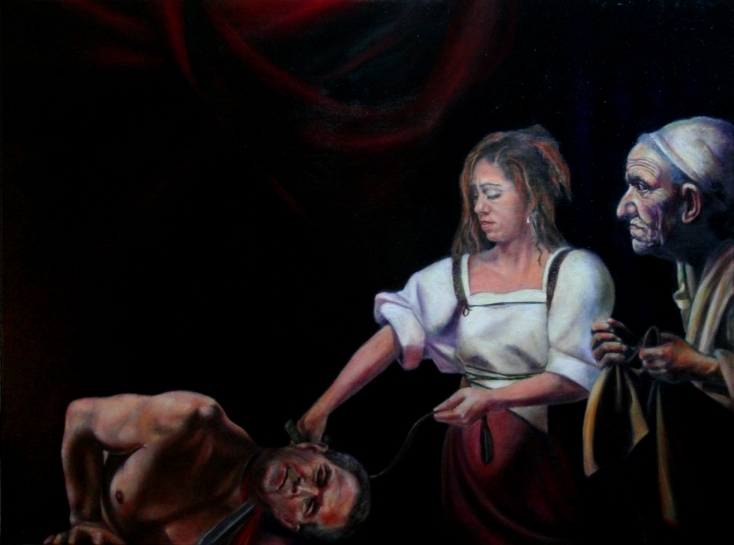 Amazing Judith Beheading Holofernes  Pictures & Backgrounds
