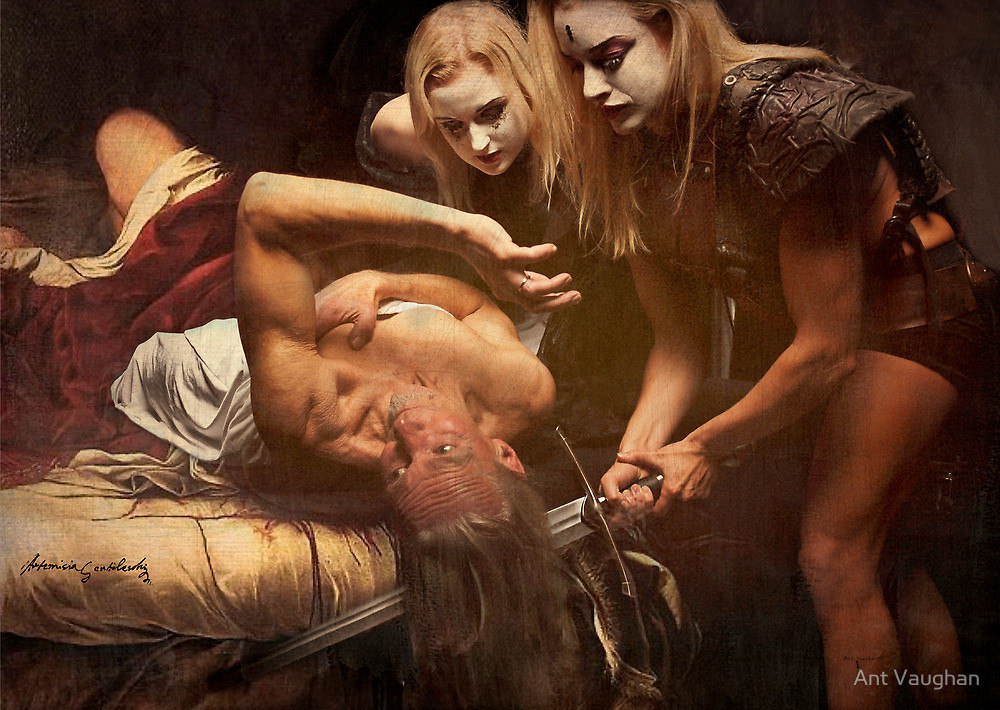 Judith Beheading Holofernes  Backgrounds, Compatible - PC, Mobile, Gadgets| 1000x710 px