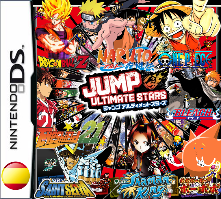 Jump Ultimate Stars Wallpapers Video Game Hq Jump Ultimate Stars Pictures 4k Wallpapers 2019