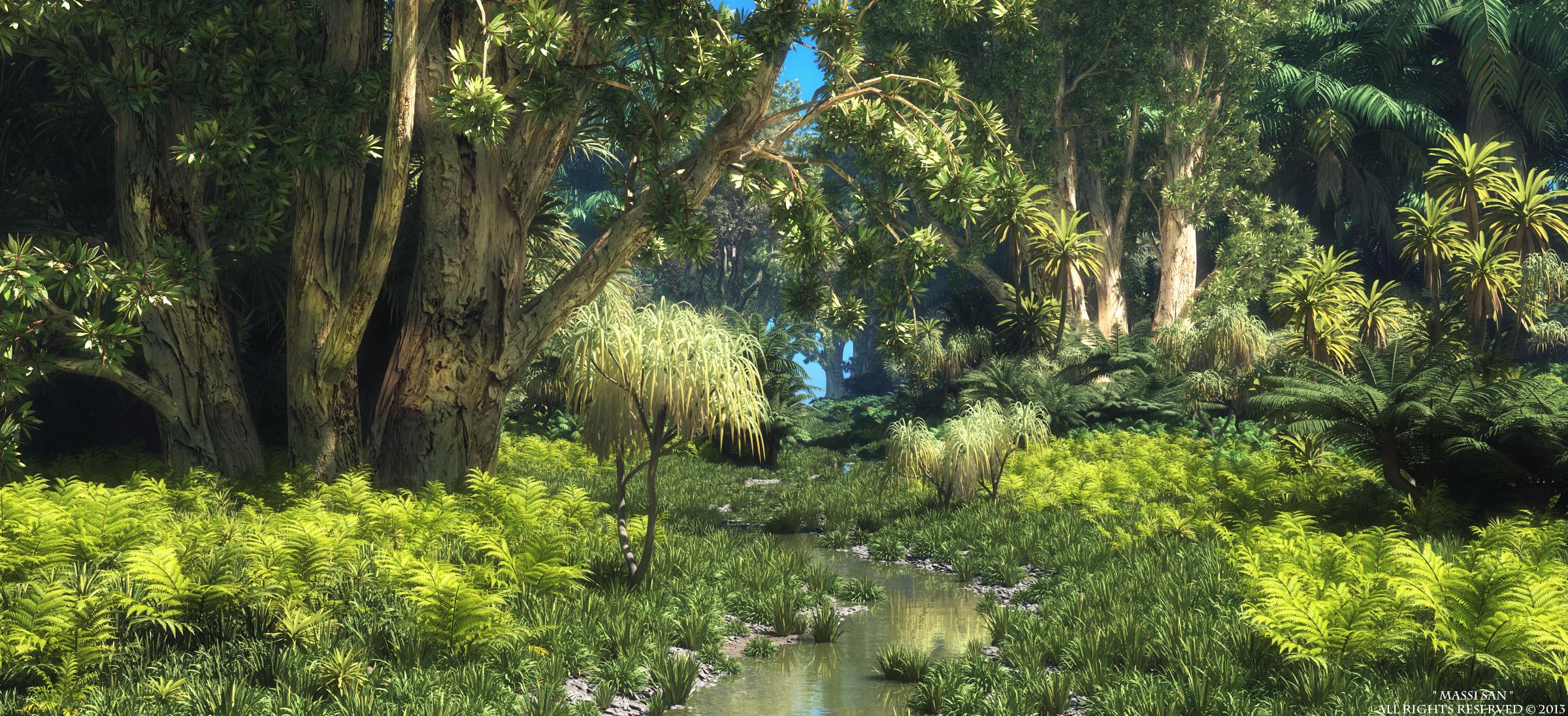 Jungle #15