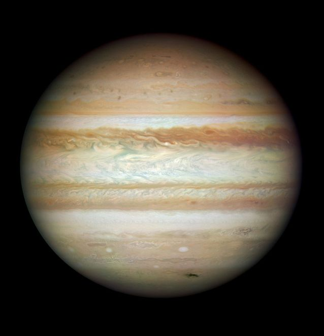 Jupiter Backgrounds on Wallpapers Vista