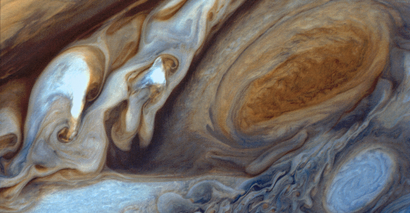 Nice Images Collection: Jupiter Desktop Wallpapers