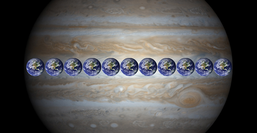 835x435 > Jupiter Wallpapers