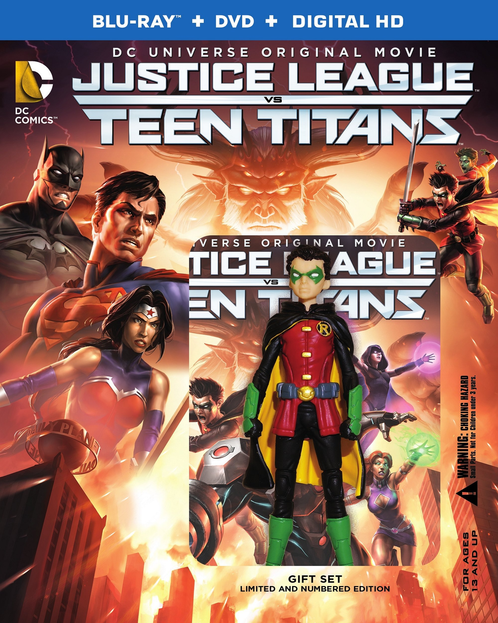 Justice League Vs Teen Titans Wallpapers Movie Hq Justice