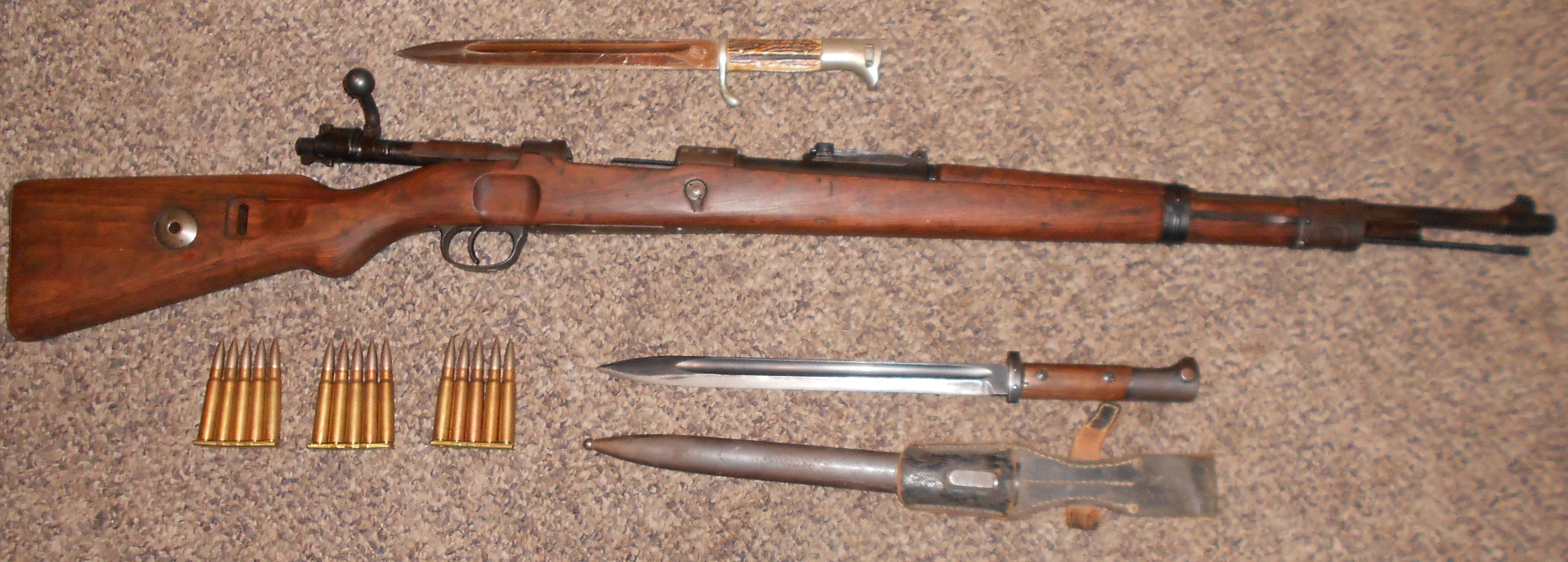 Images of Mauser Rifle | 4041x1450