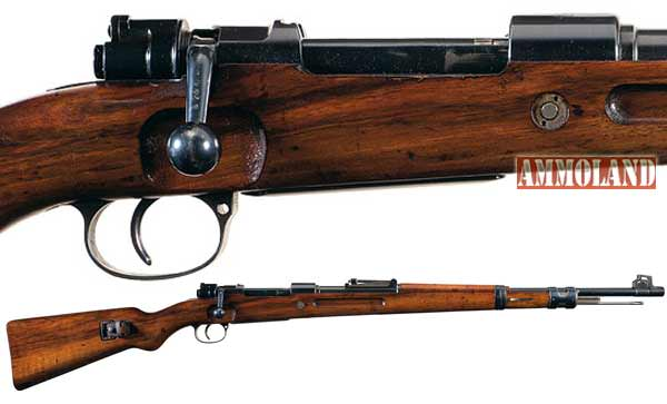 600x363 > Mauser Rifle Wallpapers