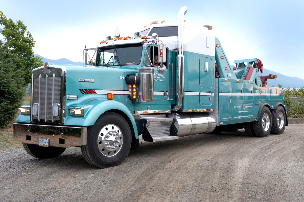 Kenworth Tow Truck wallpapers, Vehicles, HQ Kenworth Tow