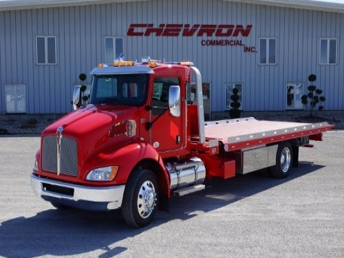 Kenworth Tow Truck wallpapers, Vehicles, HQ Kenworth Tow Truck