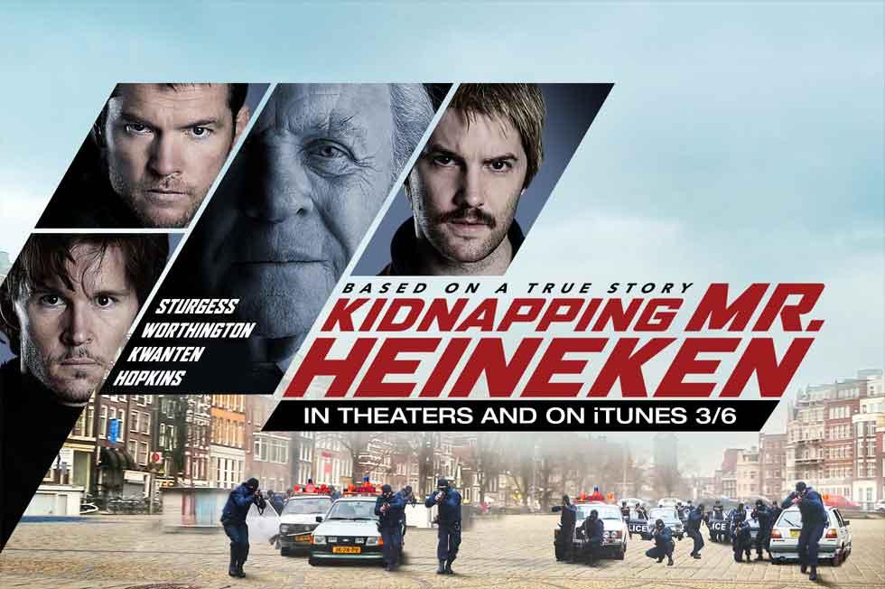 Most viewed Kidnapping Mr. Heineken wallpapers | 4K Wallpapers