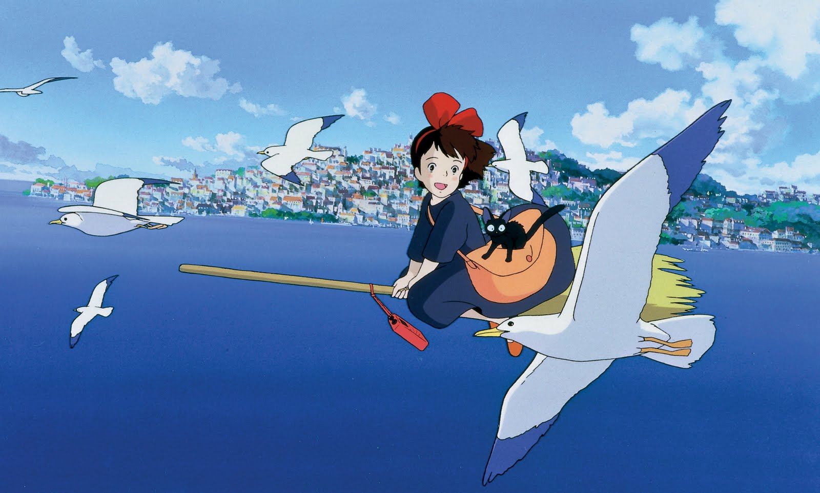 Kiki S Delivery Service Wallpapers Movie Hq Kiki S Delivery