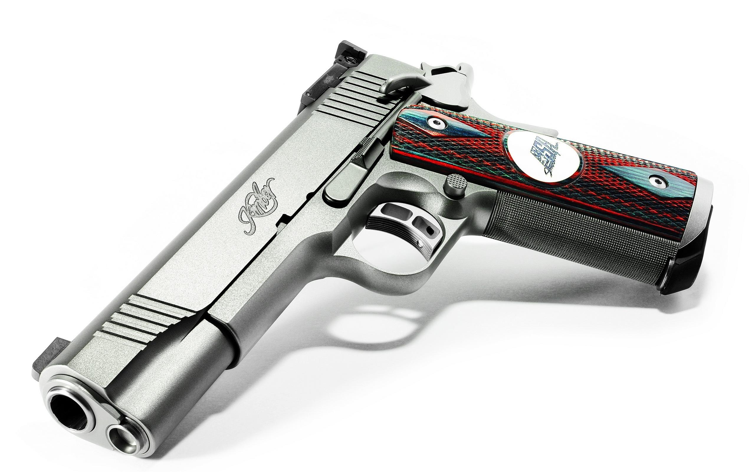 Nice wallpapers Kimber Pistol 2560x1600px